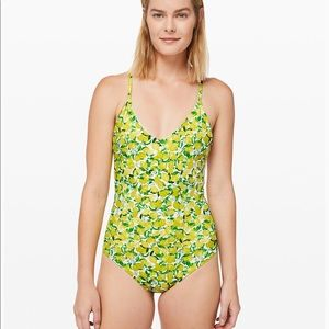 NWT weave the waves one piece